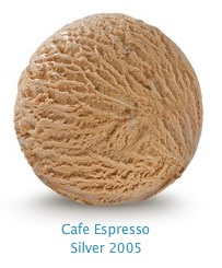 Cafe Espresso - A creamy, full bodied coffee flavored ice cream
