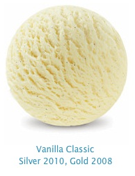 Vanilla Classic - Classic, smooth vanilla ice cream, made with fresh cream