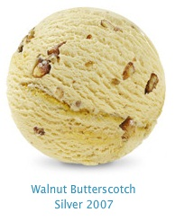 Walnut Butterscotch - Delicious waves of butterscotch and toffee, with chunky walnut pieces